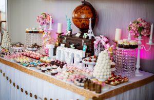 Słodkie stoły tematyczne